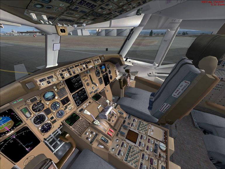Скачать симулятор самолета боинг 737 2007